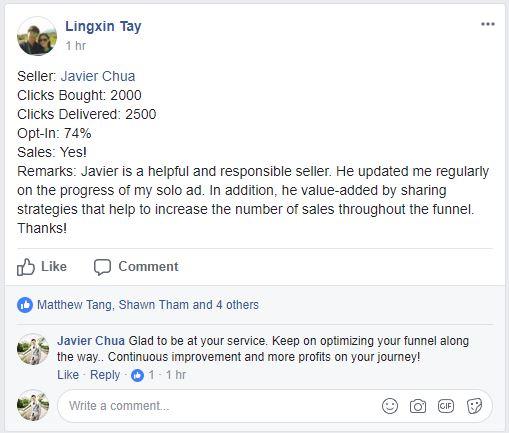 lingxin-testmonial